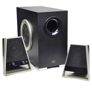 Altec Lansing Vs2621 2 1 Multimedia Speaker Computer Zone