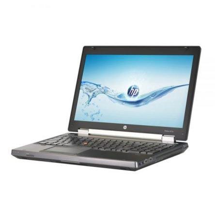 HP EliteBook 8570W 3rd Gen Core i7 Processor, 4GB DDR3 RAM, 500GB HDD, 15.6″ HD Display